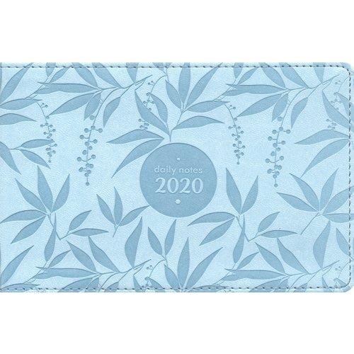 Еженедельник датированный на 2020 год Leaves, 64 листа, 16 х 10,5 см еженедельник датированный на 2020 год ornament 64 листа 16 х 9 см