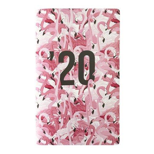 """Планер датированный на 2020 год """"Animals"""", 32 листа, 13 х 21 см"""