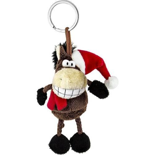 """Брелок-мягкая игрушка """"Лошадка"""", 12 см"""
