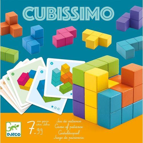 Настольная игра Кубиссимо полински л pekip игра и движение более 100 развивающих игр для детей первого года жизни 9 е издание