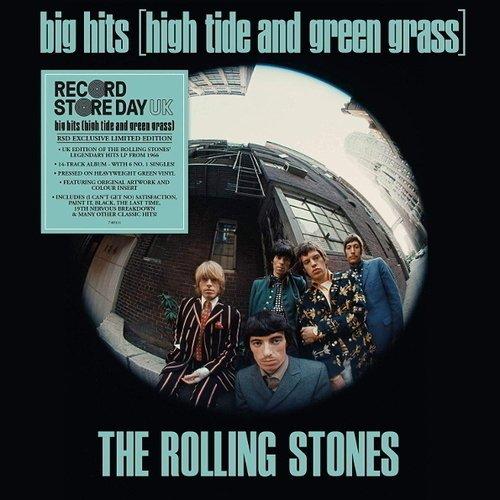 цена The Rolling Stones - The Big Hits онлайн в 2017 году