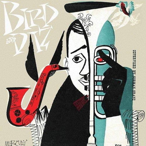 лучшая цена Charlie Parker, Dizzy Gillespie - Bird & Diz