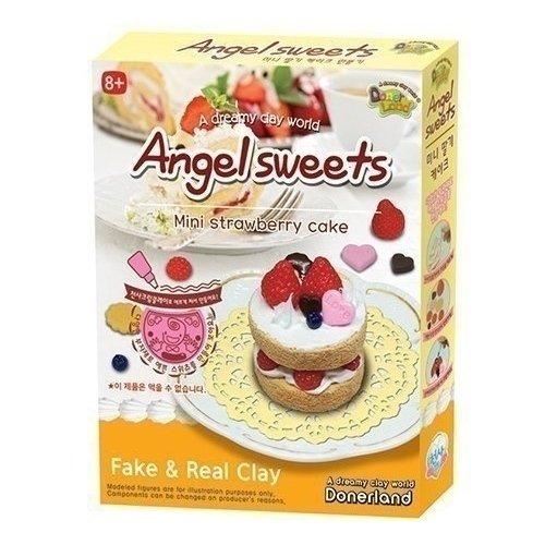 """Набор для лепки """"Mini Strawberry cake"""""""