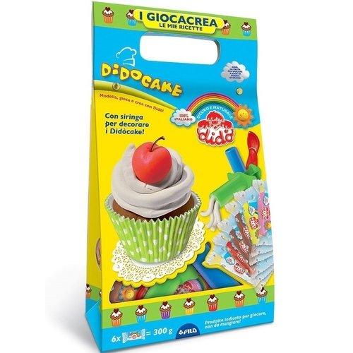 Набор для лепки Cake набор для лепки dido cake 6 цветов 399100