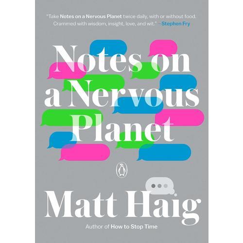 Notes on a Nervous Planet haig m the radleys