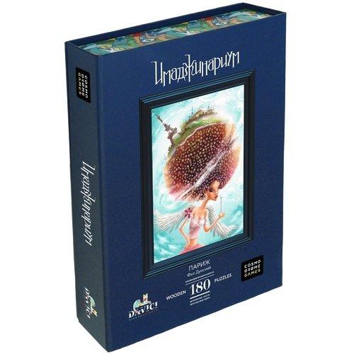 """Пазл """"Имаджинариум. Париж"""", 180 элементов деревянные пазлы дерево бамбук все дошкольный подарок 1pcs"""