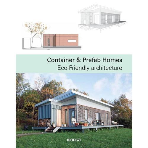 Container & Prefab Homes: Eco-Friendly Architecture architecture design notebook