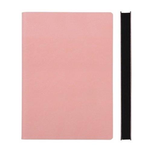 """Блокнот """"Signature Grid Notebook"""" A5, 88 листов, в клетку, розовый"""