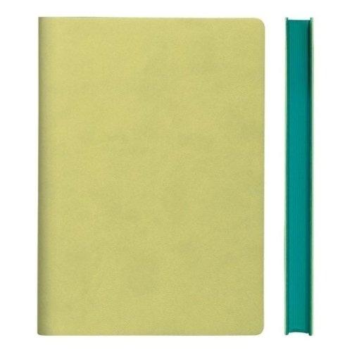 """Блокнот """"Signature Dotted Notebook"""" A5, 88 листов, в точку, салатовый"""