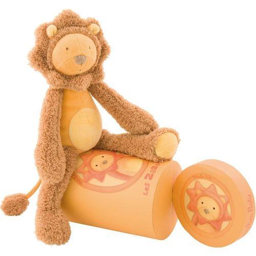 Мягкая игрушка Лев, 33 см развивающие игрушки moulin roty гелевый калейдоскоп птички
