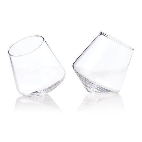 """Набор стеклянных бокалов """"Crystal Rolling"""", 2 шт."""