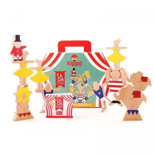 Деревянный набор-балансир Цирковое шоу деревянный набор балансир цирковое шоу