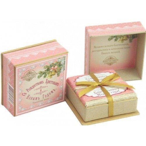 """Мыло в подарочной коробке """"Пожелания"""""""