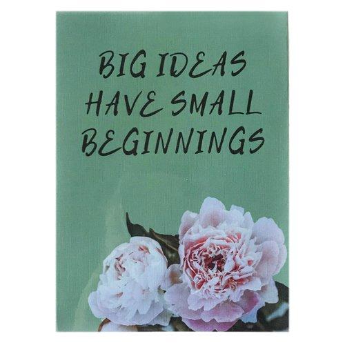 """Планер """"Big Ideas"""", 104 листа, 16,5 х 23,5 см"""