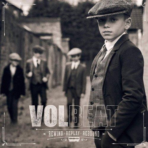 Виниловая пластинка Volbeat - Rewind, Replay, Rebound