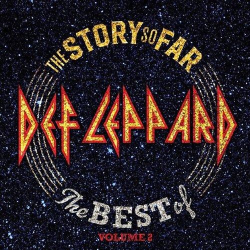 Def Leppard - The Story So Far, Vol.2 the kooks the kooks the best of so far 2 lp