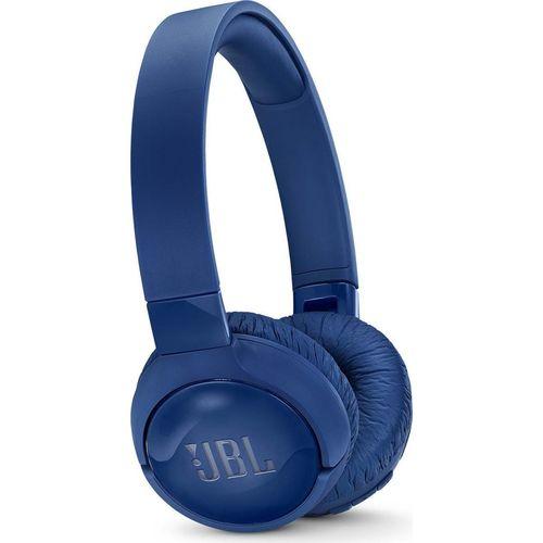 Беспроводные наушники T600BTNCBLU, голубые