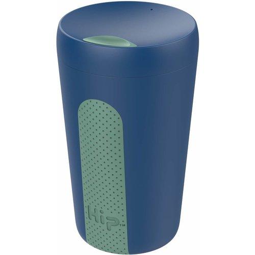 Термостакан, 355 мл, темный-синий