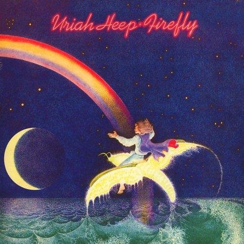 Uriah Heep - Firefly printio uriah heep