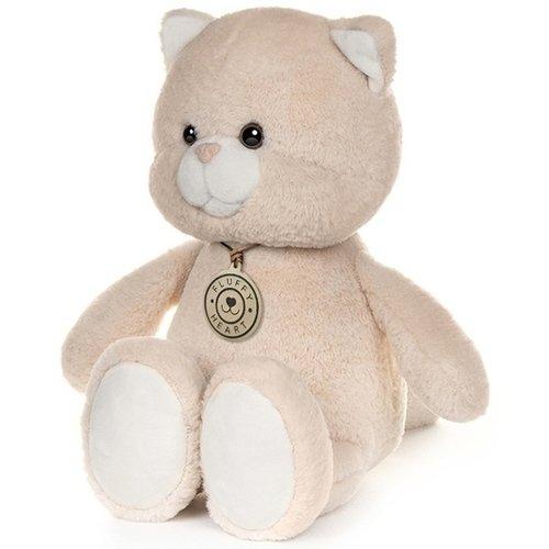 Купить Мягкая игрушка Fluffy Heart. Котенок , 25 см, Maxitoys, Мягкие игрушки