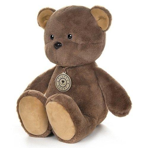 Купить Мягкая игрушка Fluffy Heart. Медвежонок , 35 см, Maxitoys, Мягкие игрушки