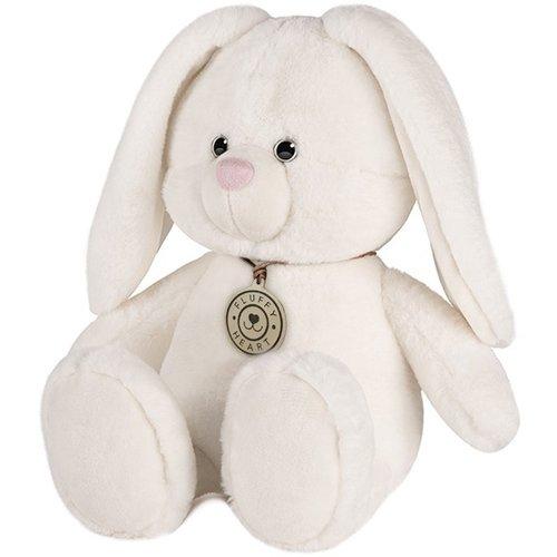 Купить Мягкая игрушка Fluffy Heart. Зайка , 25 см, Maxitoys, Мягкие игрушки