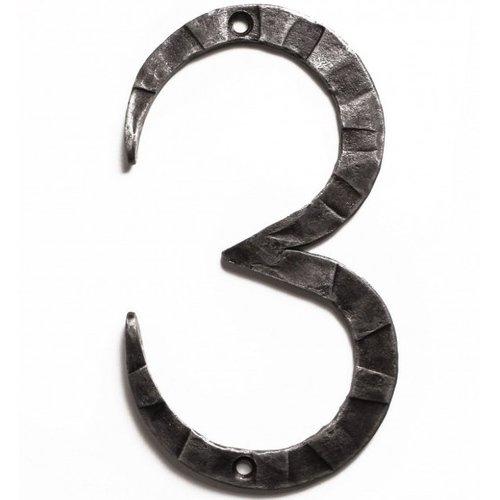 "Кованая цифра ""3"", 20 см"