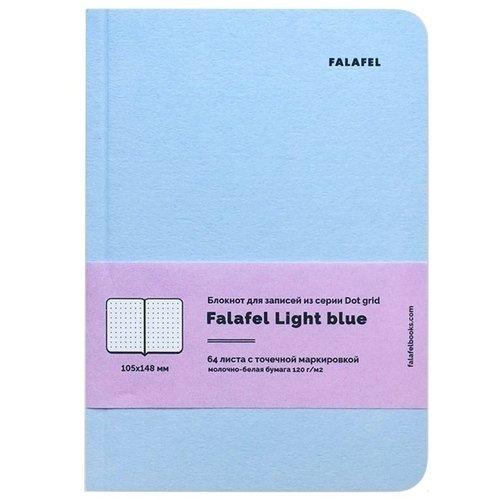 Блокнот для записей Light blue A5, 64 листа, в точку