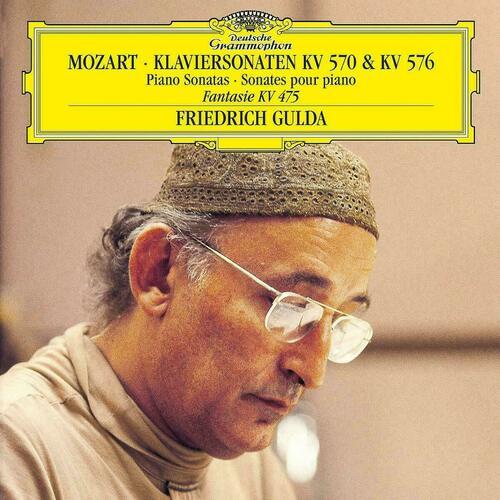 Freidrich Gulda - Mozart: Piano Sonatas бак мембранный impero wrv15 p для отопления