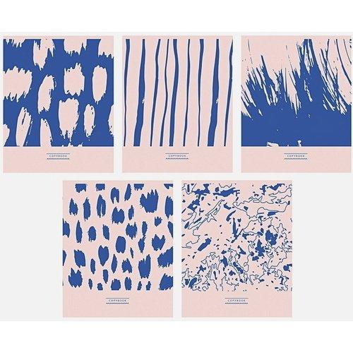 Тетрадь Модерн А5, 48 листов, в клетку