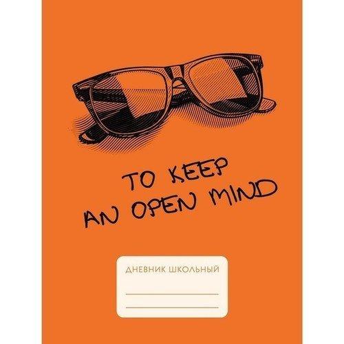 Дневник Неоновое настроение! Оранжевый для средних и старших классов А5, 48 листов м а исакин модификация метода k средних с неизвестным числом классов