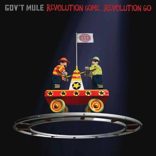 Gov't Mule - Revolution Come... Revolution Go. 2 LP