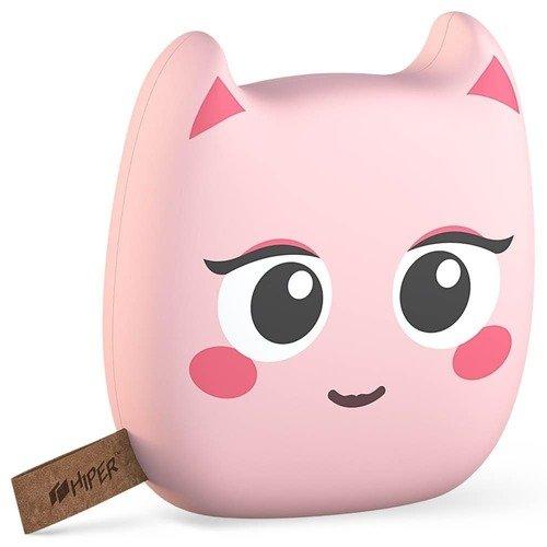 Фото - Внешний аккумулятор Zoo Ice Cream 8000 мАч, розовый игрушка