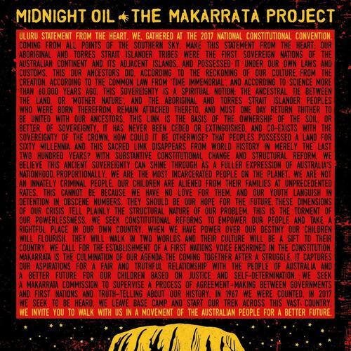 Виниловая пластинка Midnight Oil - The Makarrata Project