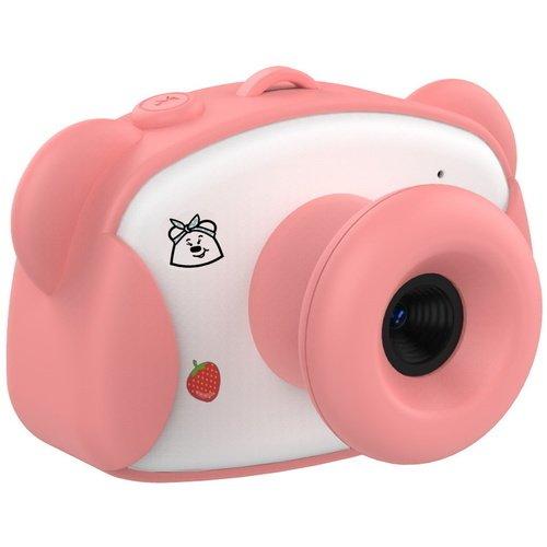 Фото - Фотоаппарат LUMICAM DK01 розовый фотоаппарат