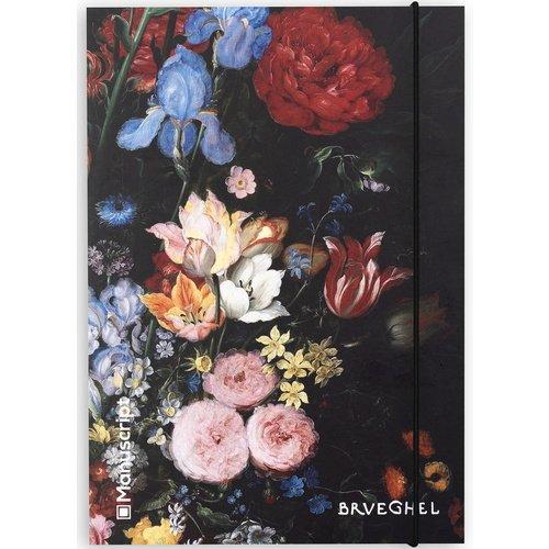 """Скетчбук """"Bruegel 1620 Plus"""", 80 листов, 150 г/м2"""