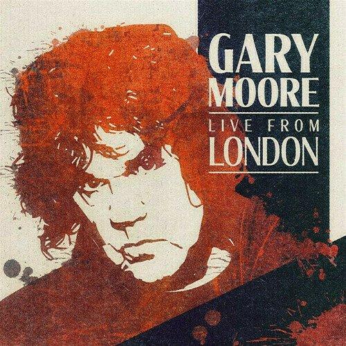 Фото - Виниловая пластинка Gary Moore – Live From London. 2 LP gary moore still got the blues
