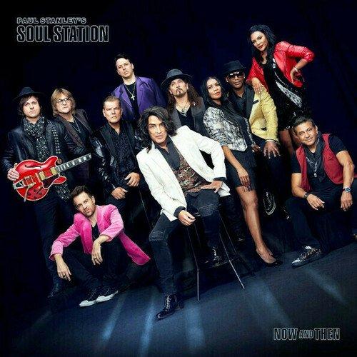 Виниловая пластинка Paul Stanleys Soul Station - Now And Then