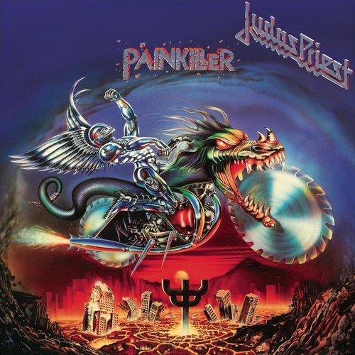 Виниловая пластинка Judas Priest - Painkiller. 1 LP