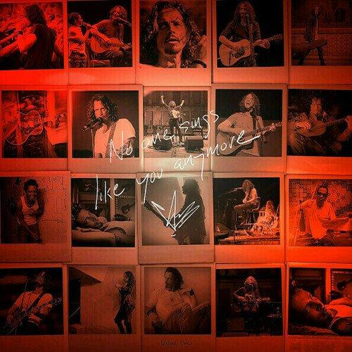 Виниловая пластинка Chris Cornell - No One Sings Like You Anymore