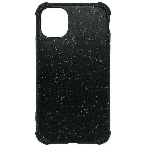 Биоразлагаемый чехол SOLOMA Case для iPhone 11 Pro с ударопрочными углами, темно-серый