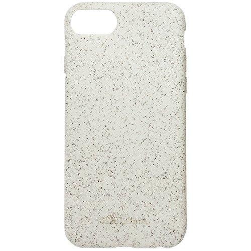 Биоразлагаемый чехол SOLOMA Case для iPhone 6/6S/7/8, SE 2020 бледно-бежевый