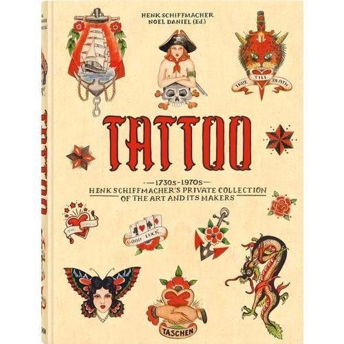 Tattoo. 1730s-1970s
