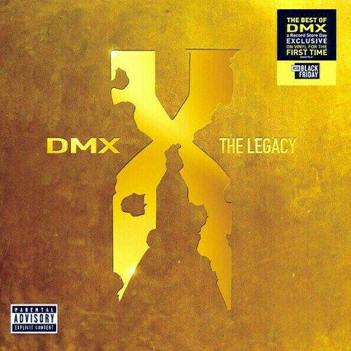 Виниловая пластинка DMX - The Legacy. 2 LP
