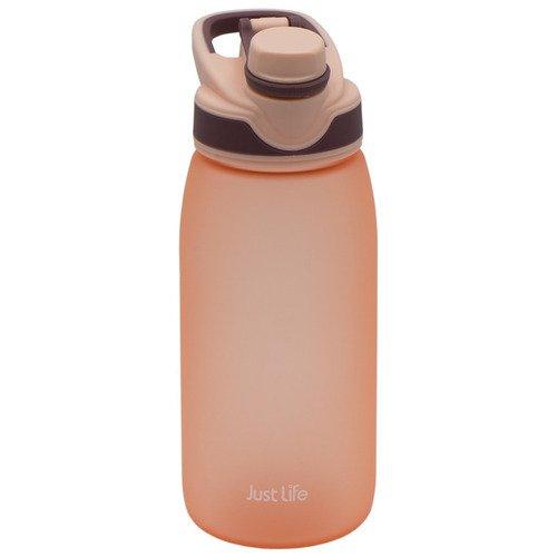 Бутылка спортивная HelloDream, 600 мл, розовая