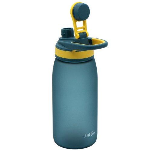 Бутылка спортивная HelloDream, 600 мл, тёмно-синяя