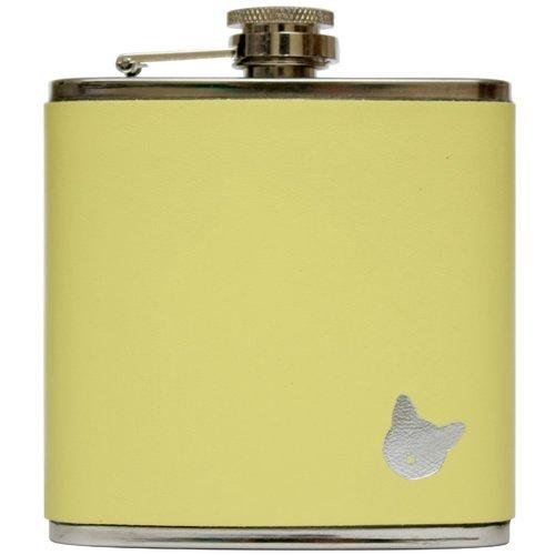 Фляжка I MICI 170 мл, ярко-желтая