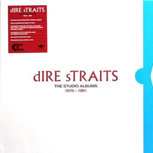 Виниловая пластинка Dire Straits – The Complete Studio Albums. 8 LP