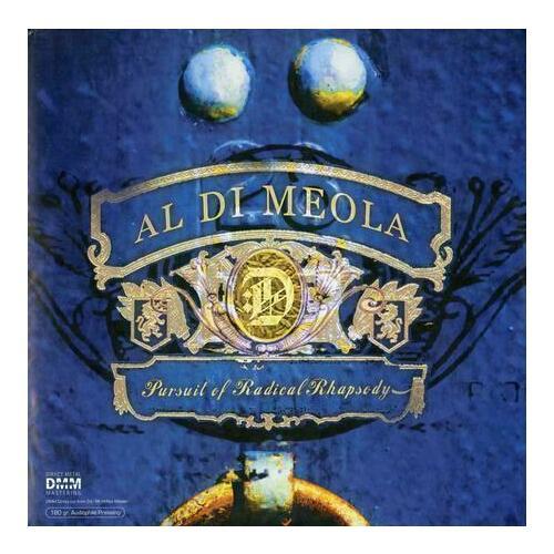 Виниловая пластинка Al Di Meola – Pursuit Of Radical Rhapsody