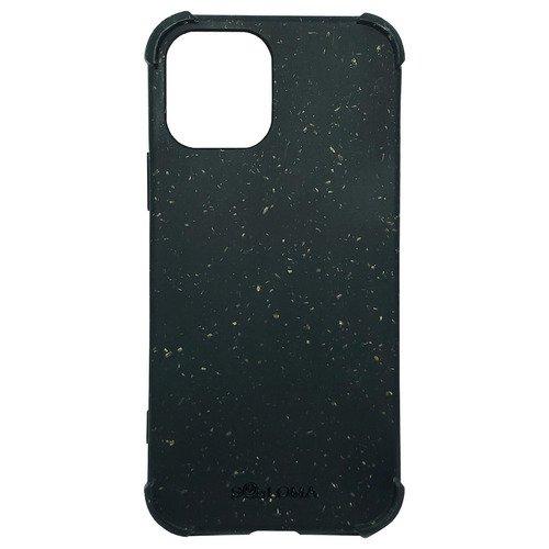 Чехол SOLOMA Case для iPhone 12 Pro Max с ударопрочными углами, биоразлагаемый, тёмно-серый